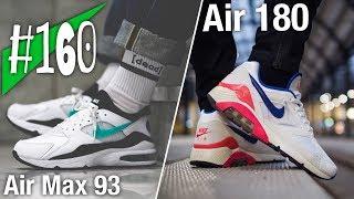 Download #160 RELEASE: Nike Air 180 OG   Air Max 93 OG