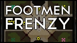 Dota 2 Mods | FOOTMEN FRENZY!!