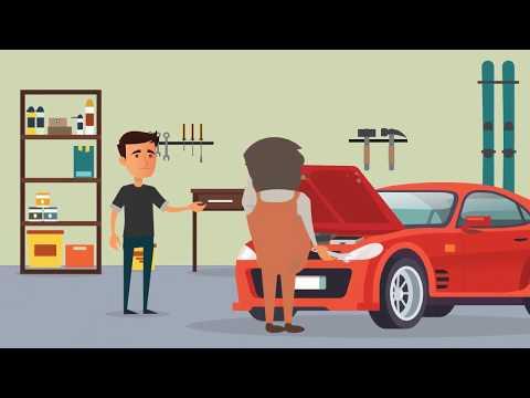 www.MaxRetention.com – Auto Repair Animation Video