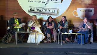 Times Litfest Delhi 2017: Tracking the Dilliwallah: Violent Histories and Refined Tastes