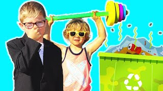 Kids Pretend Play Shopping for Toys at the Store | Videos for Children