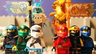 LEGO Ninjago Forbidden - Episode 13: Frost And Flames SEASON FINALE!
