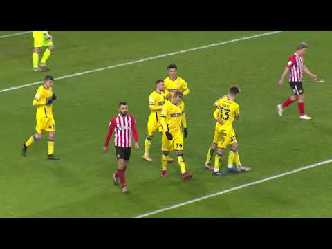Sunderland AFC Wimbledon Goals And Highlights