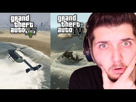 GTA 4 GTA 5 DEN DAHA İYİ?!