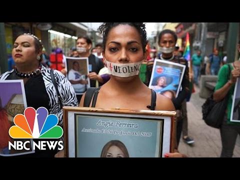 Transgender Activist A Target For Violence In Honduras | NBC News