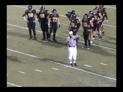 Longview vs Mount Pleasant, 2009, 4th Quarter Part 3 from YouTube · Duration:  7 minutes 15 seconds