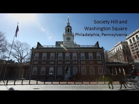 Society Hill Philadelphia, Historic Homes, Washington Square, Old City Homes for Sale
