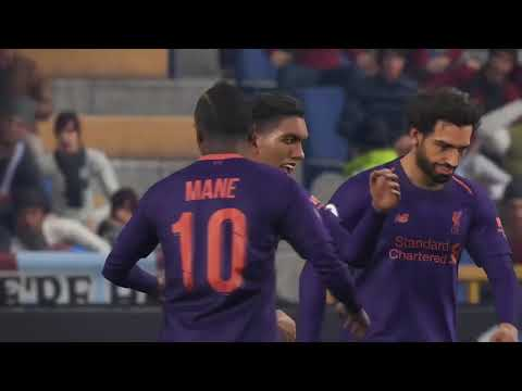 WESTHAM vs LIVERPOOL | Extended Highlights | English Premier League | Gameplay PES 2019