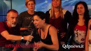 qdpnews it intervista a pink armada al qdp point di artigianato vivo