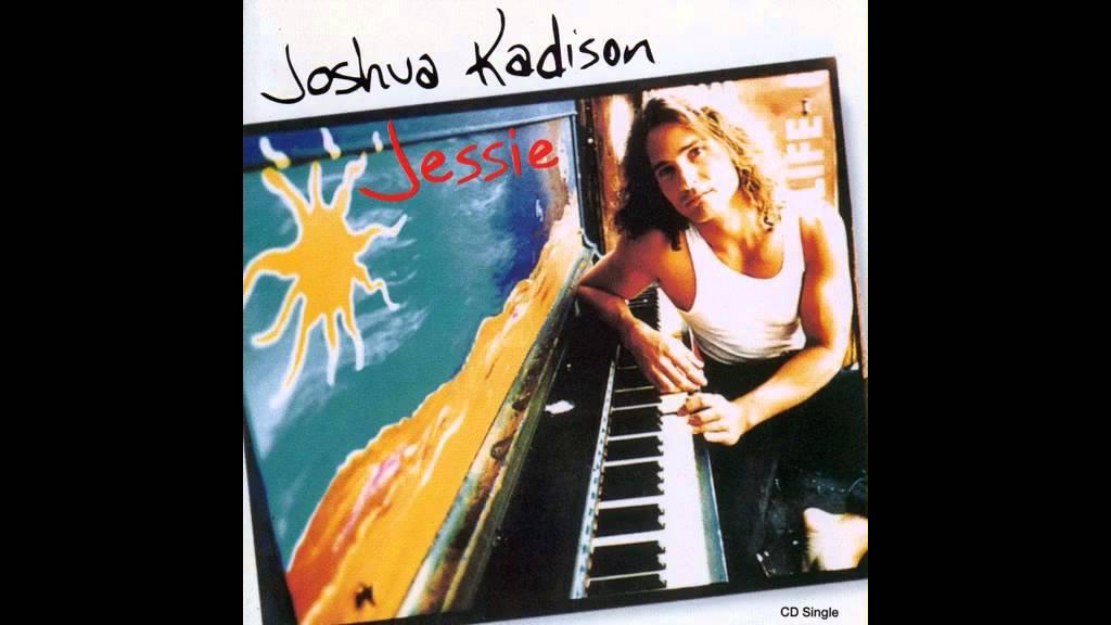Zoeter dan dit gaat het niet worden! Afgelopen hoorde je Joshua Kadison mijmeren over Jessie!