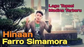 Hinaan Voc. Farro Simamora. Lagu Tapsel Madina Terbaru By. Namiro Production