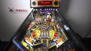 HD-Gameplay Stern Pinball KISS Pro