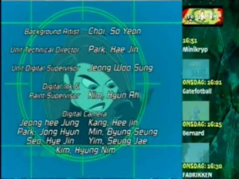 Kim Possible - End credits theme