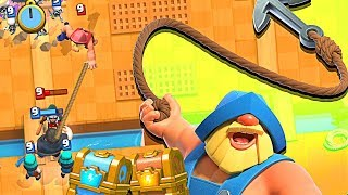 FISHERMAN CHALLENGE is OUT in CLASH ROYALE!