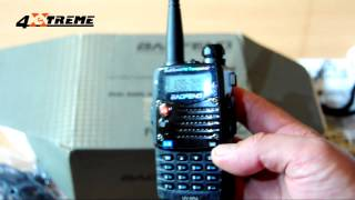 Обзор радиостанции BaoFeng  UV-5RA(Краткий обзор BaoFeng UV05RA. http://4extreme.com.ua/communications/VHF_radio/BaoFeng_UV-5RA.html Радиостанция BaoFeng UV-5RA является ..., 2013-07-29T19:24:55.000Z)