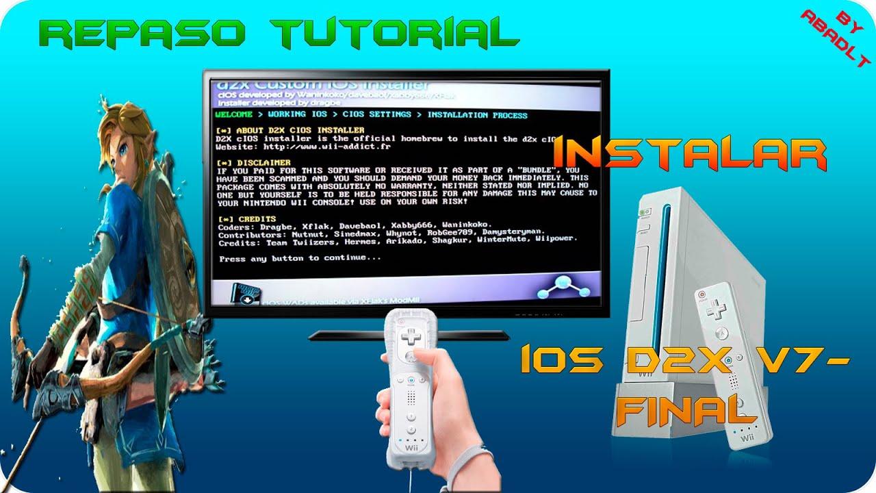 d2x cios installer v7