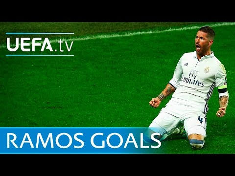 Thumbnail: Sergio Ramos - Five memorable goals