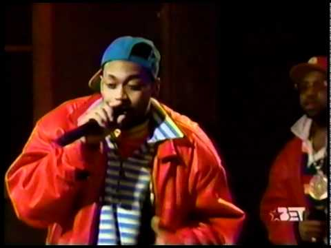 Ghostface & Tekitha - All That I Got is You (LIVE) 1996