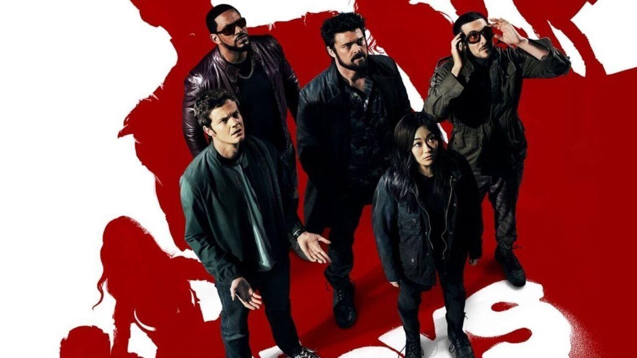 Soundtrack (Trailer) #2 | Super Bad (Agami Remix) | The Boys (2020)