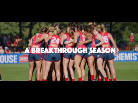 iSelect Melbourne Women's Football Club Partnership | Game 7 2017
