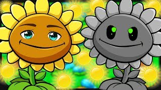 Sammle 8000 Sonnenenergie in EINEM Level! ☆ Plants vs. Zombies