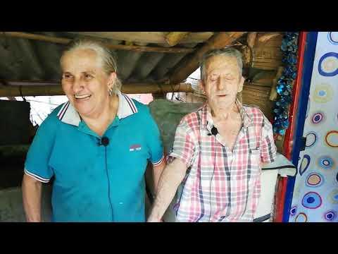 Así viven los abuelos del Hueco de Samaria
