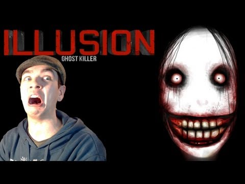 Illusion Ghost Killer | JEFF SUCKS! | Indie Horror Game | Commentary/Facecam Reaction