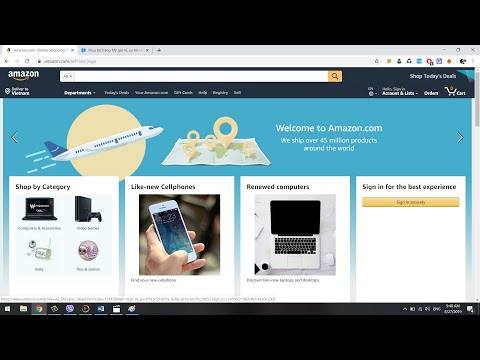 Hướng dẫn mua hàng Amazon Mỹ về Việt Nam | Chia sẻ kinh nghiệm
