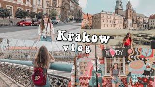 a weekend in Krakow | travel vlog