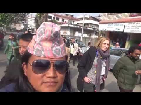 Nepal INERNATIONAL FILM FESTIVAl walk in Pokhara by Nagen Singh Thakuri