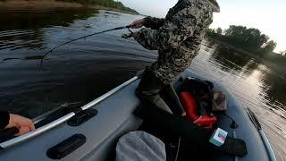 Щучья рыбалка на протоках Оби, Сургутский р-н, ХМАО