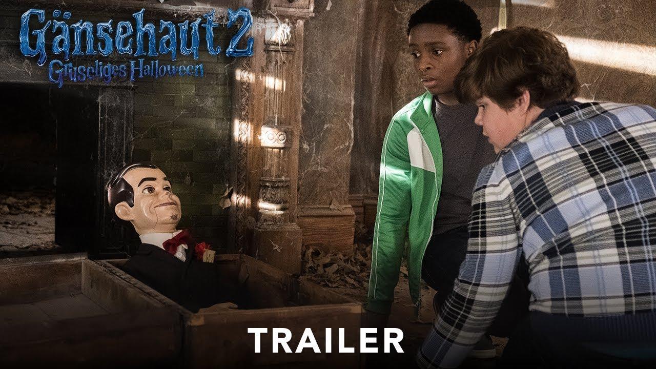 GÄNSEHAUT 2: Gruseliges Halloween | Trailer deutsch - Ab 25.10.2018 im Kino
