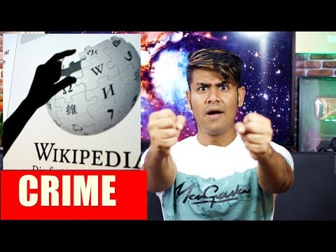 How Wikipedia Pages Works ? | Is it legal to change anything on Wikipedia