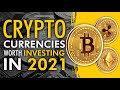 Top 5 Cryptocurrencies To Invest in 2017