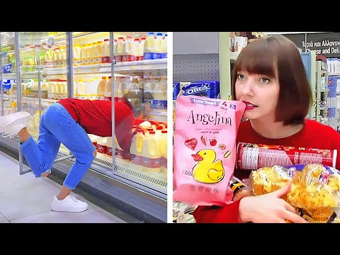 EVERY TIME I GO SHOPPING || Funny Fails