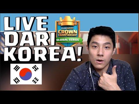 YUK TOURNEY LIVE DI KOREA!
