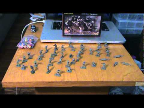 1/72 US Troops Review