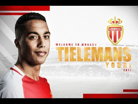 Welcome Youri Tielemans ! - AS MONACO