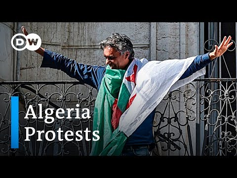 Protests against Algeria's President Bouteflika grow stronger | DW News