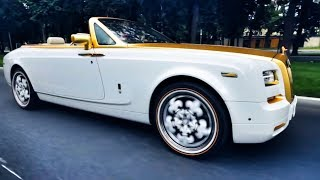 ROLLS-ROYCE PHANTOM DROPHEAD COUPE // Alan Enileev