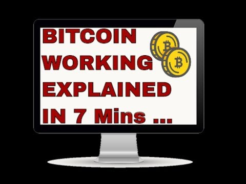 (Eng) BITCOIN | Bitcoin Mining | Cryptocurrency | Simply Explained In 7 Mins | 2018 |