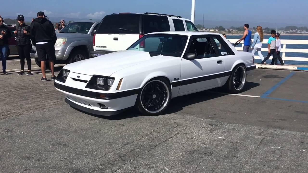 Notchback Mustang