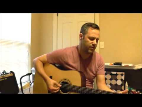 Daddy Doesn't Pray Anymore - Chris Stapleton (Cover) - Acoustic guitar/vocals