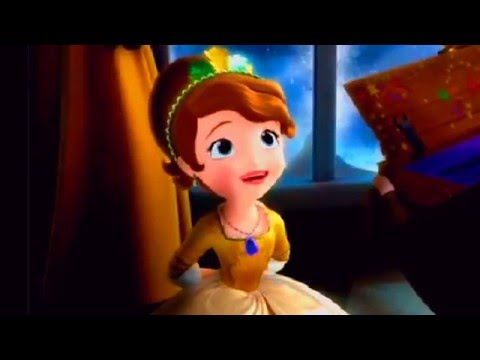sofia the first christmas sofia and cedriccedfia youtube - When Was The First Christmas