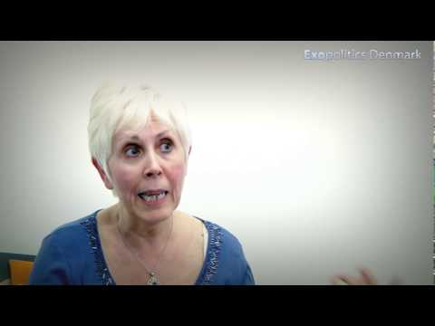 Mary Rodwell - UFOs and optimism - interview by Mette Olesen