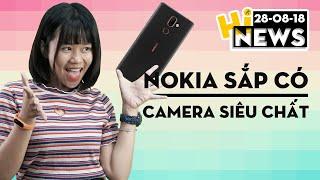 Công nghệ camera PureView sắp trở lại trên smartphone Nokia   Hinews
