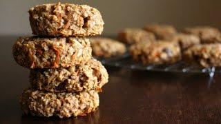 How To Make Healthy Delicious Breakfast Cookies - Breakfast Cookie Recipe