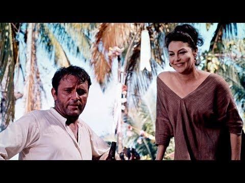 """Documental detrás de escena de """"La noche de la iguana"""" de John Huston"""