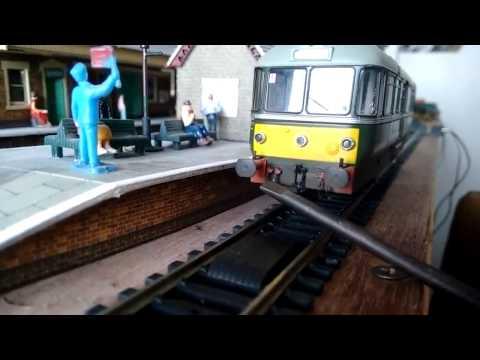 heljan railbus review