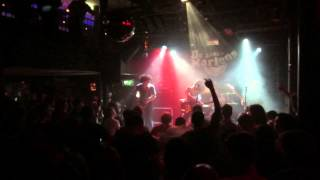 Pulled Apart By Horses - I Punched A Lion In The Throat - Bitterzoet Amsterdam 13-09-2014